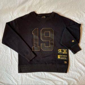 Champion Century 19 sweatshirt black large